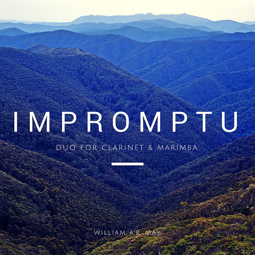 Impromptu: Duo for Clarinet and Marimba