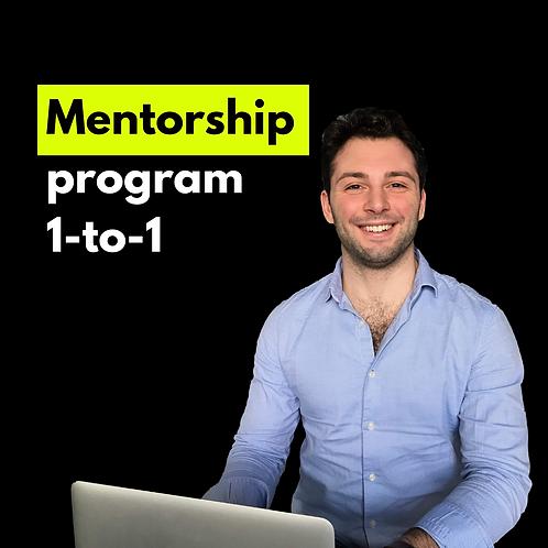 Mentorship 1-to-1