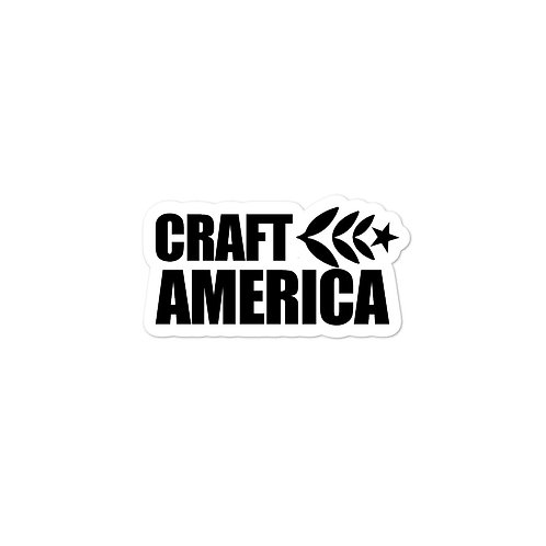Craft America Sticker