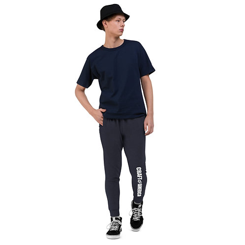 Craft America Navy Unisex Joggers