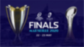 European Rugby Cup Finals. Marseille 202