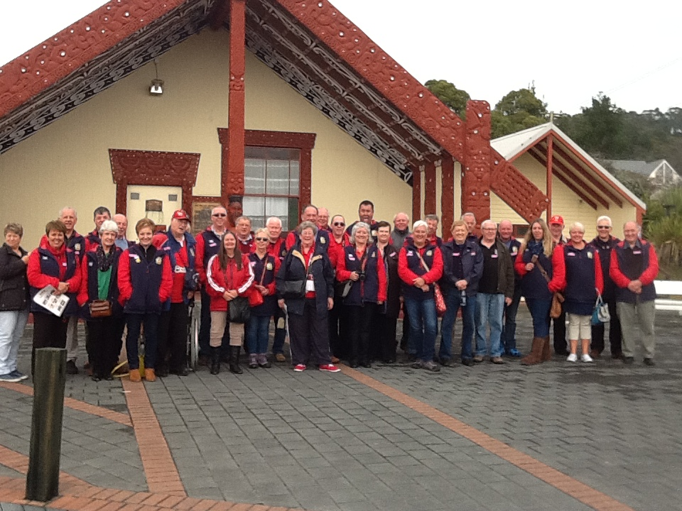 Wales Tour in Rotorua 2017
