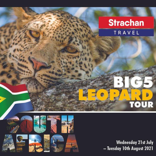 Leopard Tour