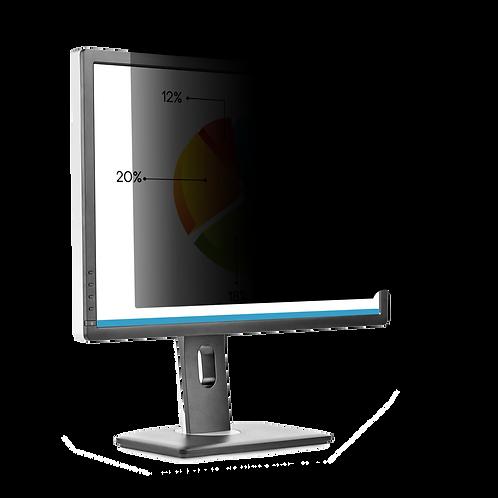 Desktop Black Frameless Privacy & Anti-Glare Filter