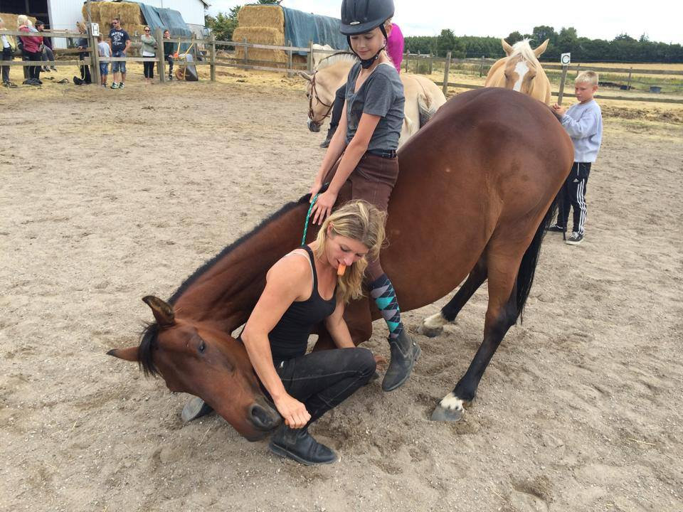 Horsemanship camp 2021