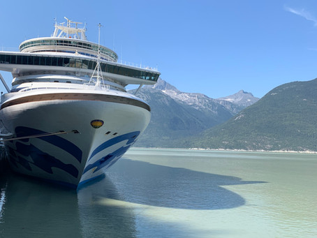 7 Day Alaskan Cruise: Mommy & Me Edition