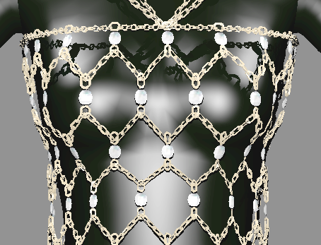 Sims 4 CC Download | 'Stay Tonight' Body Chain Accessory