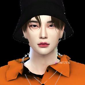 The Sims 4 : Hyunjin STRAY KIDS [CC List]