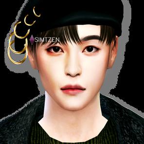 The Sims 4 : Yangyang WAYV   NCT [CC List]