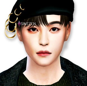 The Sims 4 : Yangyang WAYV | NCT [CC List]