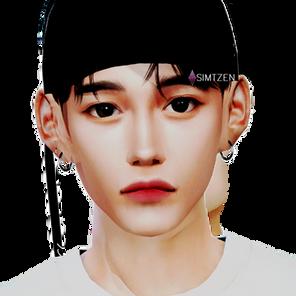 The Sims 4 : Lucas | NCT | WAYV | SUPERM [CC List]