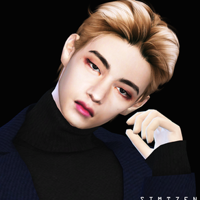 The Sims 4 : Taehyung BTS [CC List + Tray Files Download] ver.03