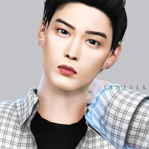 The Sims 4 : Cha Eunwoo ASTRO Download - now available for everyone!