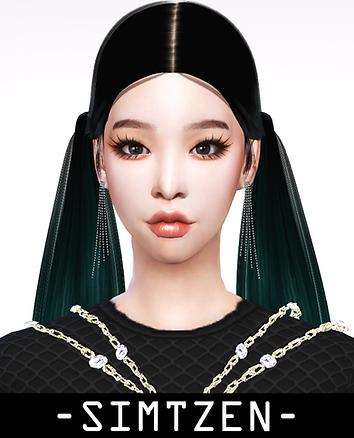 Chungha 'Tonight' Hairstyle 008
