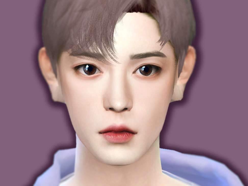 The Sims 4 : Chanyeol EXO [CC List + Tray Files Download]