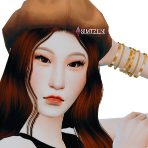 The Sims 4 : Lee Chaeryeong ITZY [CC List]