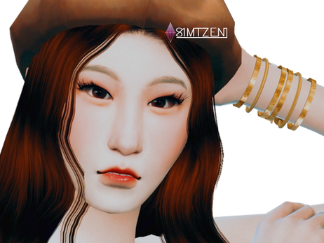 The Sims 4 : Lee Chaeryeong ITZY [CC List + Tray Files Download]