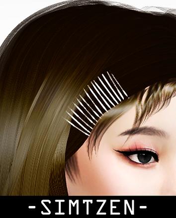 Stay Tonight Hair Pin