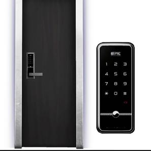 Door with Smart Lock | Sims 4 CC Download | GIFT CC