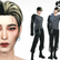 ATEEZ San 'Answer' Collection | Sims 4 CC Download