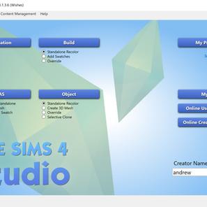 NEWS! Sims4Studio Update for CC Makeup Sliders