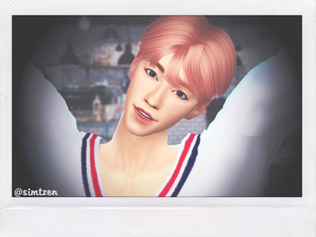 The Sims 4 : Na Jaemin NCT [CC List + Tray Files Download]