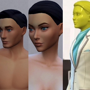My sims look green or mannequin-like [FAQ | SOLUTION]