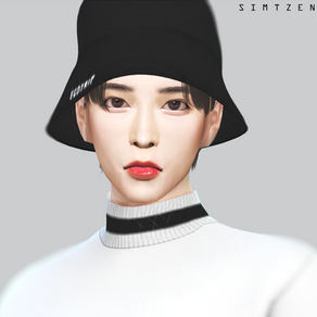 The Sims 4 : Kang Taehyun TXT [CC List + Tray Files Download]