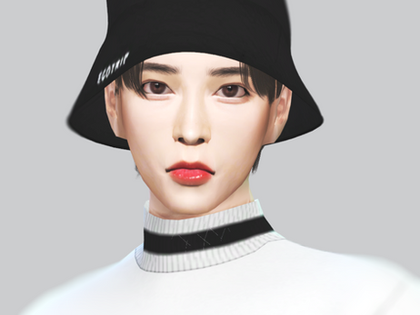 The Sims 4 : Kang Taehyun TXT [CC List + Tray Files Download]