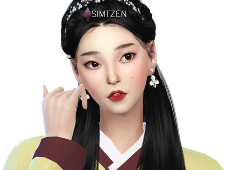 The Sims 4 : IU [CC List + Tray Files Download]
