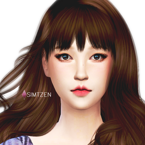 The Sims 4 : Myoui Mina TWICE [CC List]