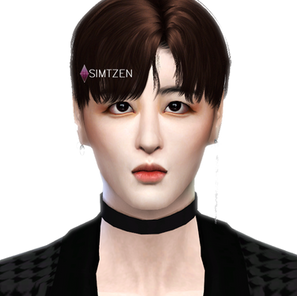 The Sims 4 : Kang Chani | SF9 [CC List]