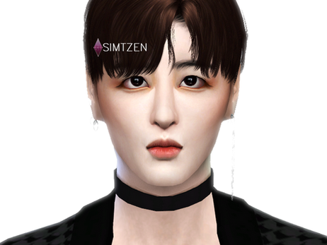 The Sims 4 : Kang Chani | SF9 [CC List + Tray Files Download]