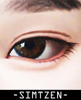 Eyelids Set 01