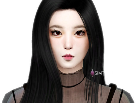 The Sims 4 : Irene | Red Velvet [CC List + Tray Files Download]