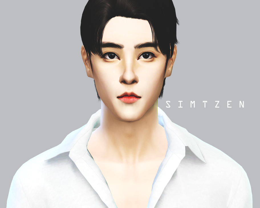 The Sims 4 : Hendery WAYV NCT [CC List + Tray Files Download]
