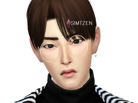 The Sims 4 : Dong Sicheng 'Winwin' NCT [CC List + Tray Files Download]