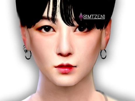 The Sims 4 : Jeon Jungkook | BTS [CC List + Tray Files Download]