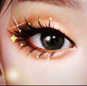 Patreon New Years Gift! 3D Face Gems - Eye Crystals   SIMS 4 CC DOWNLOAD