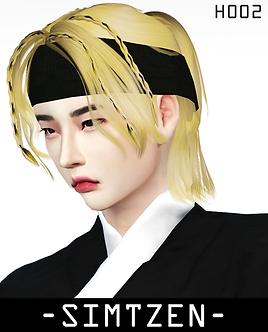 God's Menu Hyunjin Hairstyle 002