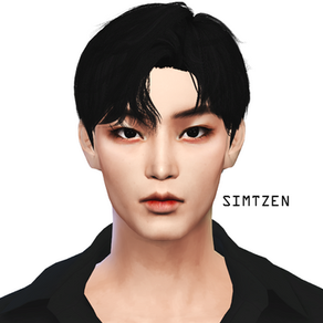 The Sims 4 : Mingyu SEVENTEEN [CC List + Tray Files Download]
