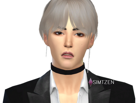 The Sims 4 : Kim Taehyung BTS [CC List + Tray Files Download]