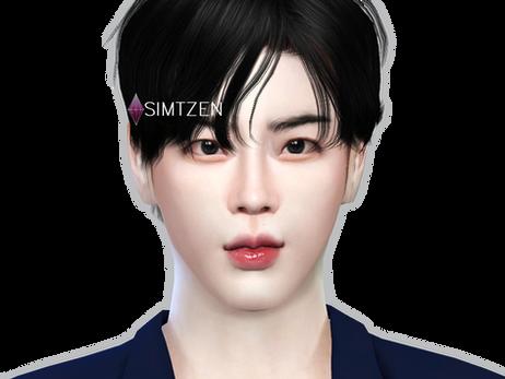 The Sims 4 : Kim Seokjin BTS [CC List + Tray Files Download]