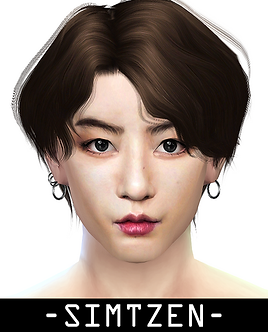 BTS Jungkook Skin Overlay