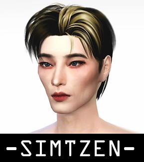 ATEEZ San Answer Hairstyle 005