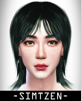 Beomgyu Hairstyle 015
