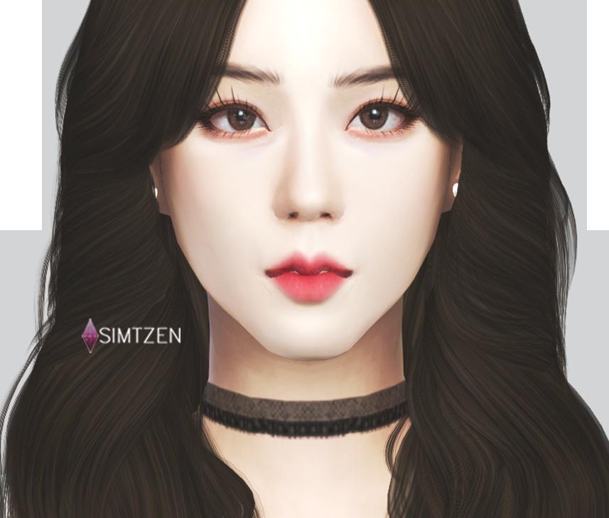 The Sims 4 : Jisoo BLACKPINK [CC List + Tray Files Download]