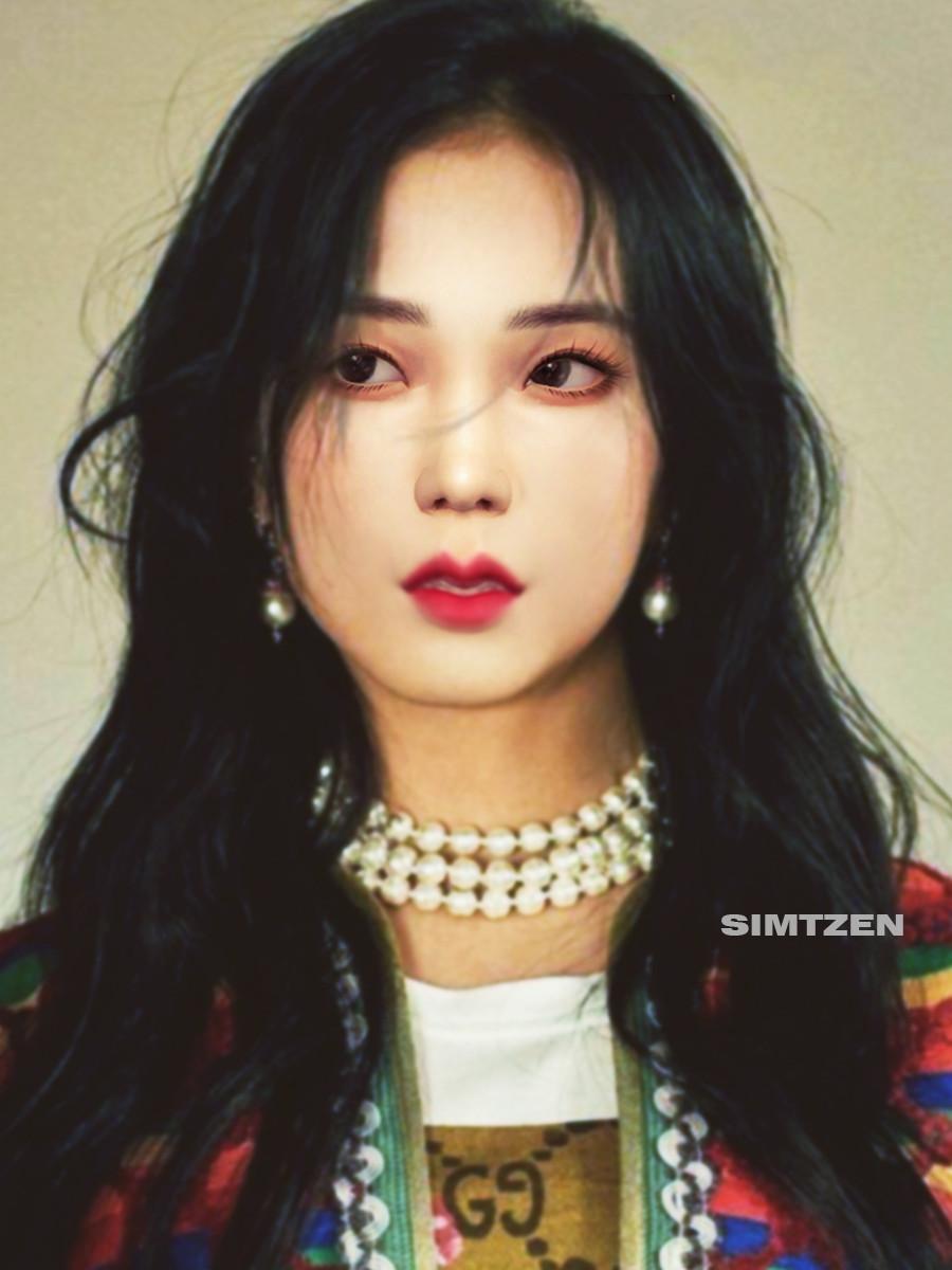 심즈4 블랙핑크 김지수  (심만들기) [BLACKPINK Sims4] : Kim Jisoo (CAS)
