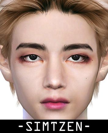 BTS Taehyung Skin Overlay