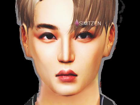The Sims 4 : EXO Kai [CC List + Tray Files Download]